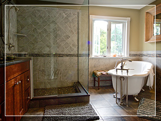 Bathroom Remodeler in Syracuse, NY