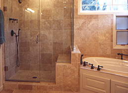 We are professional bathroom remodelers in syracuse