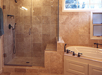 we do bathroom remodeling in the syracuse new york area